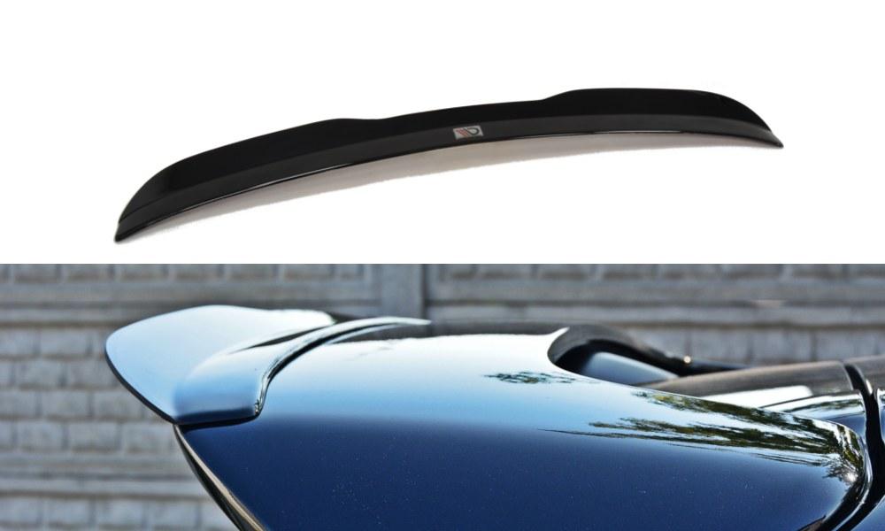 Lotka Lip Spoiler - Mazda 3 MPS MK1 Przedlift - GRUBYGARAGE - Sklep Tuningowy